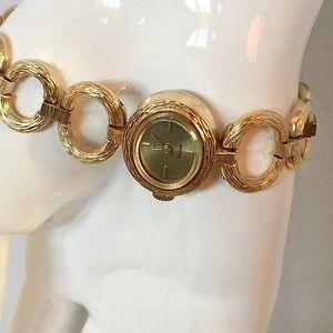 Vintage Women's Seiko Mechanical Bracelet Watch